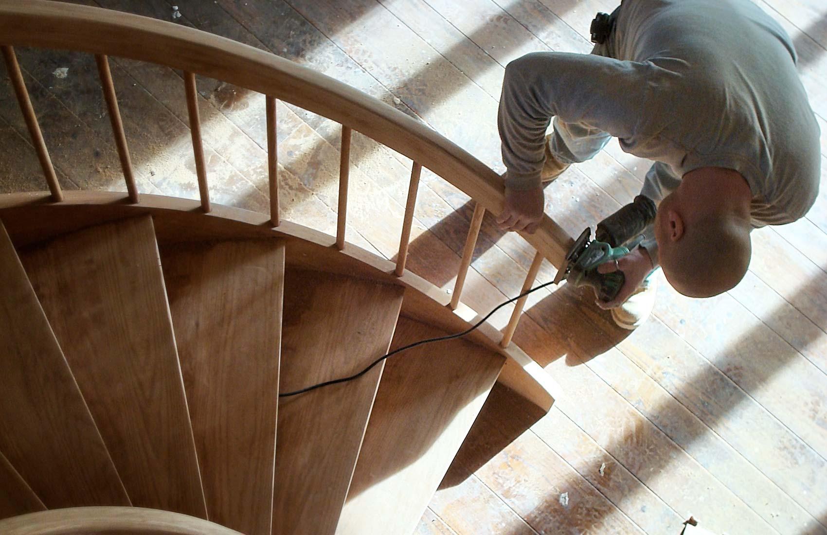 AVM—Artisan-escalier